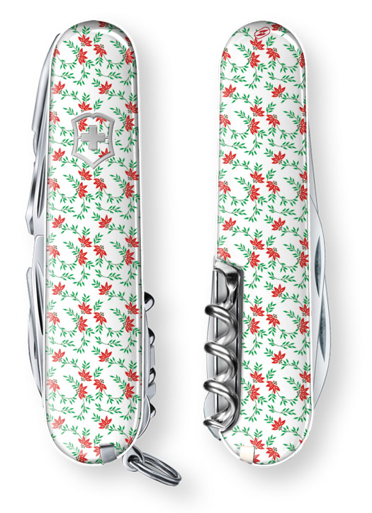 Blossoms Swiss Army Knife