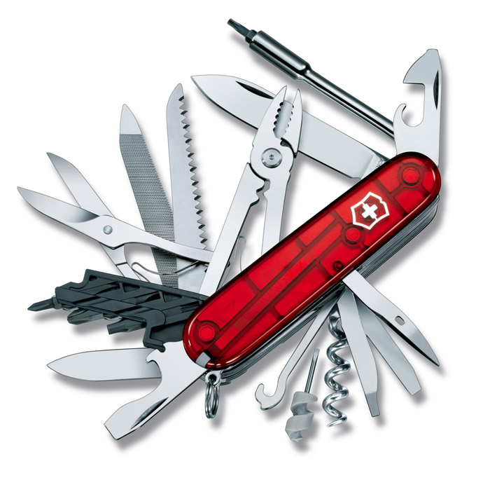 Cybertool 41 Swiss Army Knife