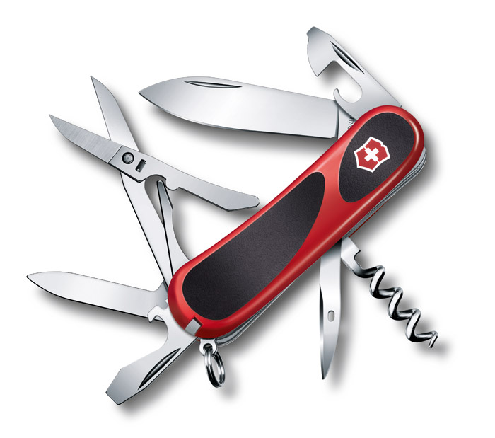 EvoGrip 14 Swiss Army Knife