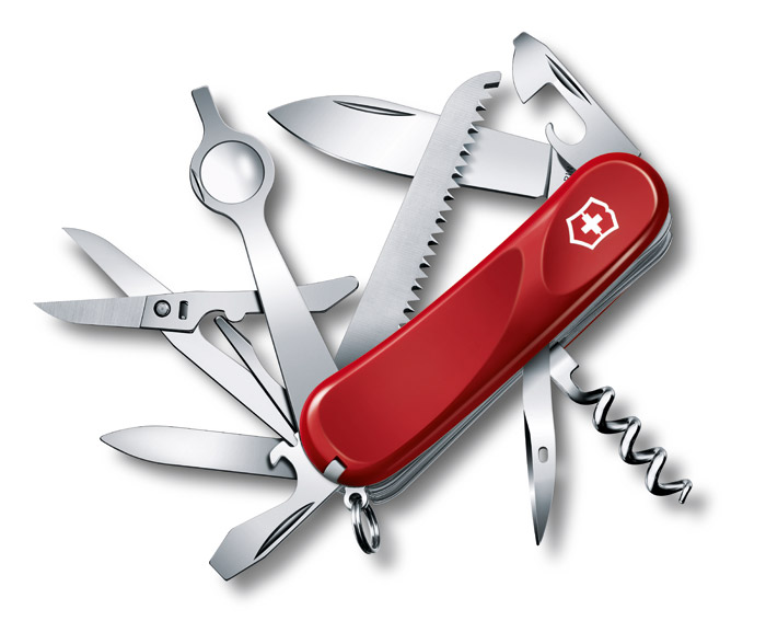 Evolution 23 Swiss Army Knife