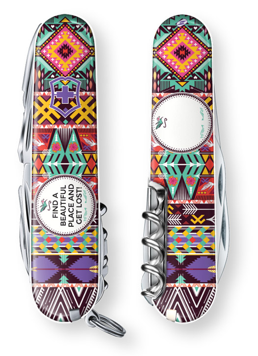 Get Lost Special Edition Swiss Army Knife