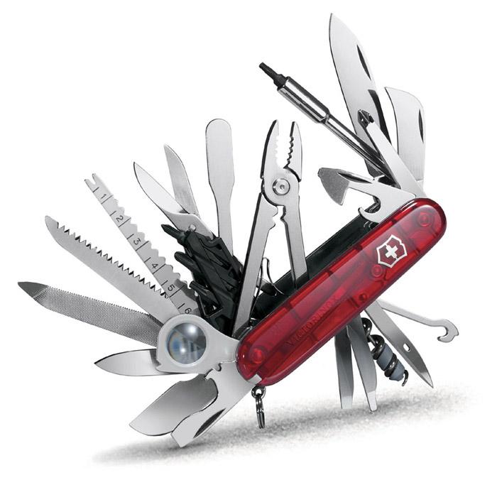 SwissChamp XLT Swiss Army Knife