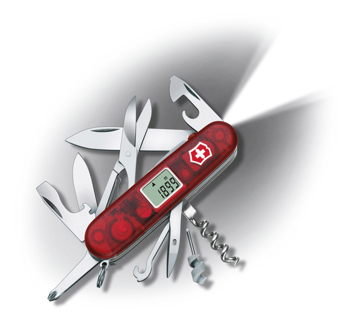 Traveller Lite Swiss Army Knife
