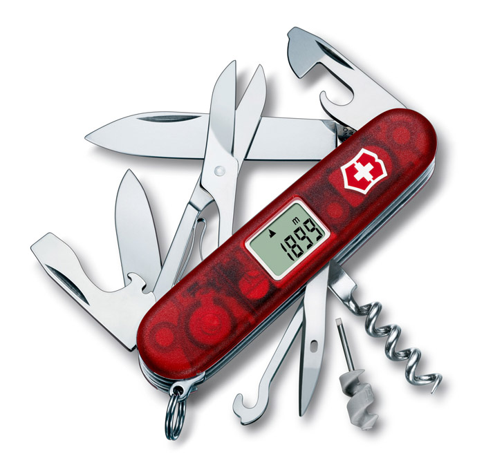 Traveller Swiss Army Knife