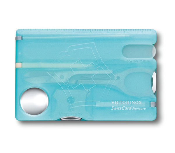 SwissCard NailCare Ice Blue